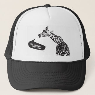The Harder They Fall Trucker Hat