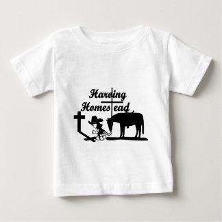 """The Harding Homestead """"Riding By Faith"""" Clothing Tee Shirt"""