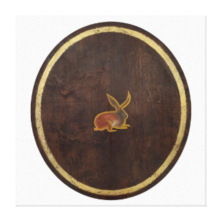 The Hare 2009 Canvas Print