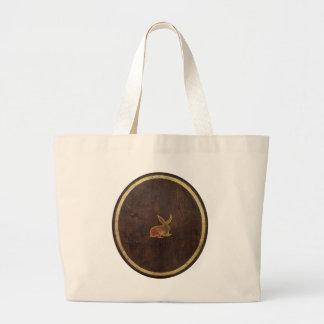 The Hare 2009 Jumbo Tote Bag