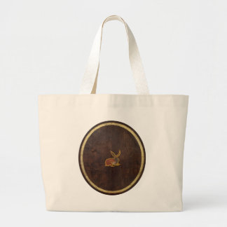 The Hare 2009 Large Tote Bag