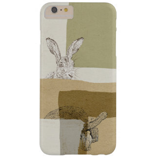 The Hare and the Tortoise An Aesop's Fable Barely There iPhone 6 Plus Case