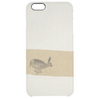 The Hare and the Tortoise An Aesop's Fable Clear iPhone 6 Plus Case