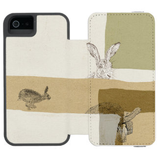 The Hare and the Tortoise An Aesop's Fable Incipio Watson™ iPhone 5 Wallet Case