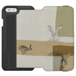 The Hare and the Tortoise An Aesop's Fable Incipio Watson™ iPhone 6 Wallet Case