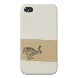 The Hare and the Tortoise An Aesop's Fable iPhone 4 Cases