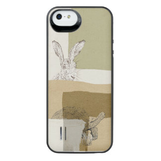 The Hare and the Tortoise An Aesop's Fable iPhone SE/5/5s Battery Case