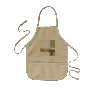 The Hare and the Tortoise An Aesop's Fable Kids Apron