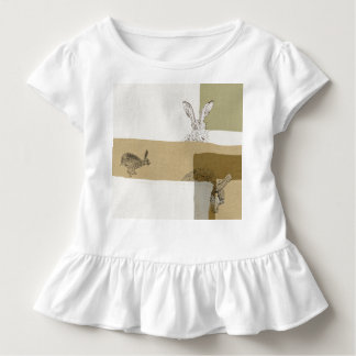The Hare and the Tortoise An Aesop's Fable Toddler T-Shirt
