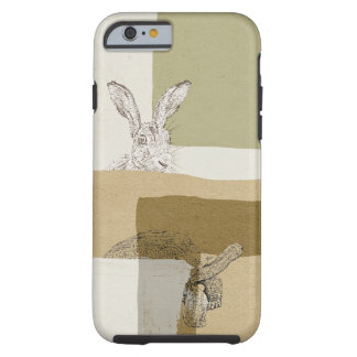 The Hare and the Tortoise An Aesop's Fable Tough iPhone 6 Case