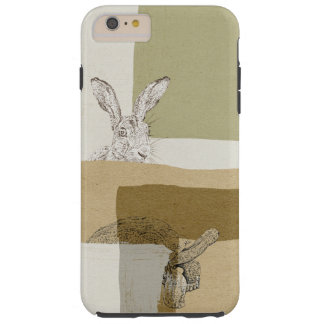 The Hare and the Tortoise An Aesop's Fable Tough iPhone 6 Plus Case