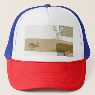 The Hare and the Tortoise An Aesop's Fable Trucker Hat