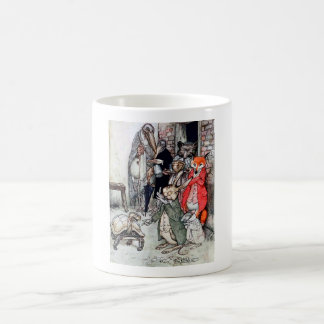 The Hare and the Tortoise Kids Mug