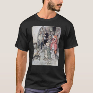 The Hare and the Tortoise T-Shirt