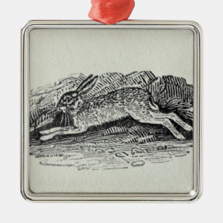The Hare Christmas Ornament