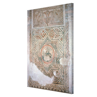 The Hare mosaic, 350 AD Canvas Print