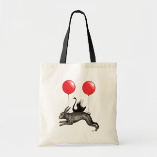 The Hare Ship Tote Bag