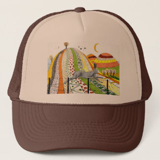The Hare Trucker Hat