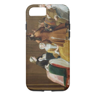 The Harlowe Family, from Samuel Richardson's 'Clar iPhone 8/7 Case