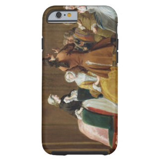 The Harlowe Family, from Samuel Richardson's 'Clar Tough iPhone 6 Case