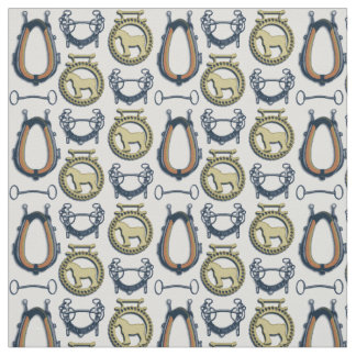 The Harness Room Fabric