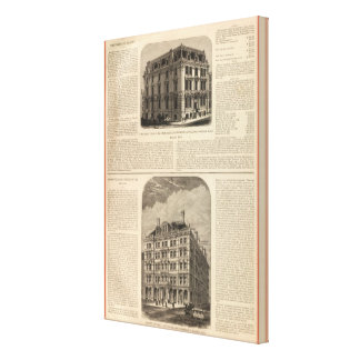 The Hartford Fire Insurance Company Canvas Print