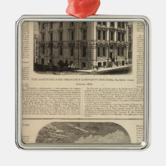The Hartford Fire Insurance Company Christmas Ornament