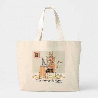 The Harvest is Here Tote Bag