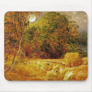 The Harvest Moon, 1833 (oil on paper laid on panel Mouse Pad