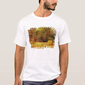 The Harvest Moon, 1833 (oil on paper laid on panel T-Shirt