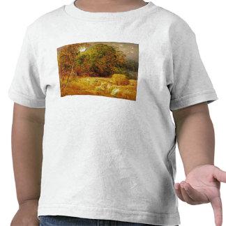 The Harvest Moon, 1833 (oil on paper laid on panel Tshirts