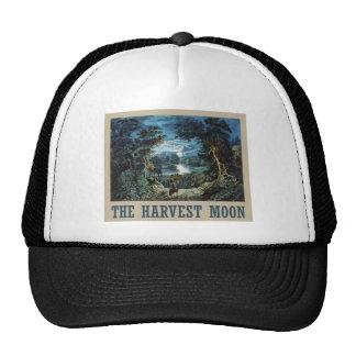 The Harvest Moon Trucker Hats