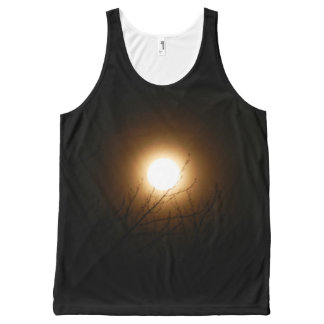 THE HARVEST MOON top All-Over Print Tank Top