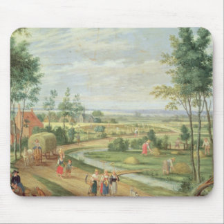 The Harvest, or Summer Mouse Pad
