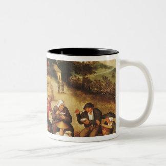 The Harvester s Meal Coffee Mug