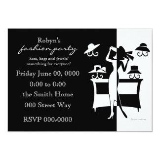 The Hat Sale Card