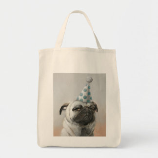 The Hat Tote Bag