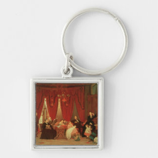 The Hatch Family, 1870-71 Keychains