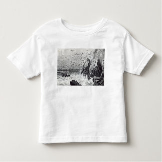 The Haunt of the Gulls Toddler T-Shirt