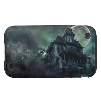 The Haunted House Paranormal iPhone 3 Tough Case