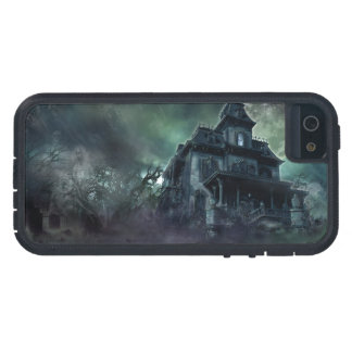 The Haunted House Paranormal iPhone 5 Cases