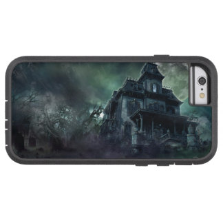 The Haunted House Paranormal Tough Xtreme iPhone 6 Case