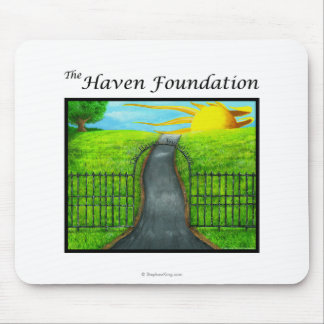 The Haven Foundation Mouse Pad