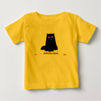 The Hawghead Brand Halloween Again Cat by da'vy Tshirt