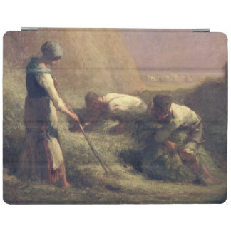 The Hay Trussers, 1850-51 iPad Cover