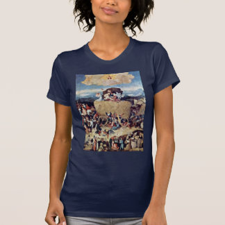 The Hay Wagon.,  By Hieronymus Bosch (Best Quality Tee Shirt