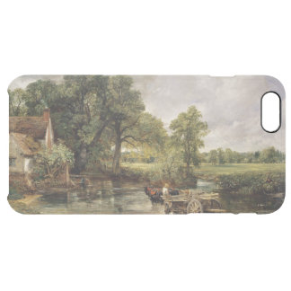 The Hay Wain, 1821 Clear iPhone 6 Plus Case