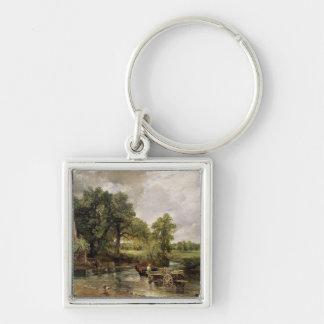 The Hay Wain, 1821 Key Ring