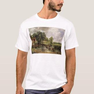 The Hay Wain, 1821 T-Shirt