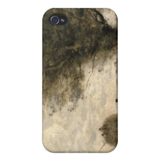 The Haycart, c. 1860 iPhone 4/4S Cover